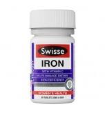 SWISSE - Ultiboost Iron 30 Tablets